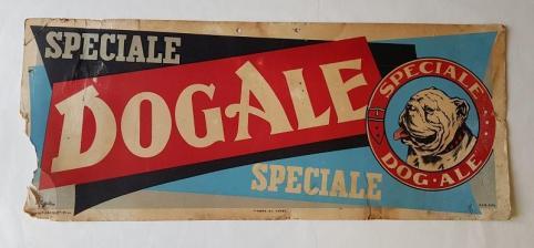 L'affiche telle qu'elle était avant restauration
