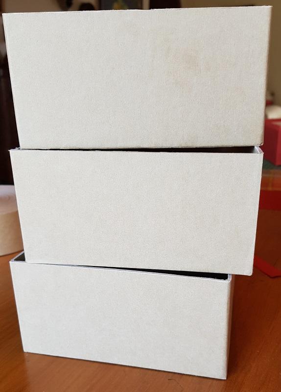 Boîte à bijoux-découpe des boîtes