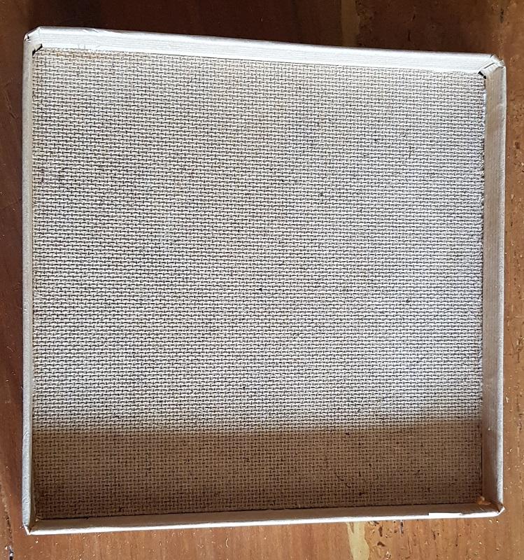 Boîte à bijoux-création du couvercle supérieur