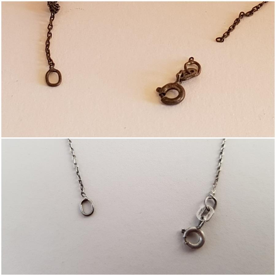 Chainette argent 6
