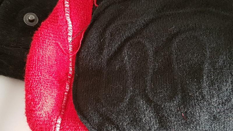 Chaussettes2 chauffantes resistance detail