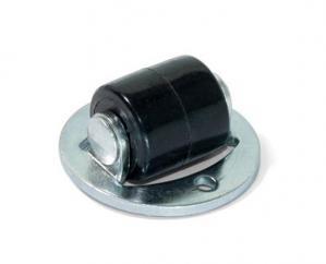 Un exemple de roulette adaptée au tiroir de sol