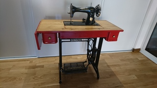Machine type ikea pascal