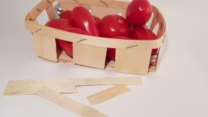 Petite cagette à fruits ou légumes