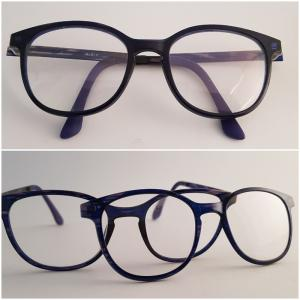 Mes lunettes, il y a quelques années