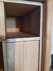 Deux supports pour les derniers tiroirs