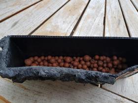La fabrication sur mesure d'un pot de plante