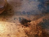 Tache noire du bois 1